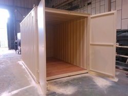 Shed Container Conversions