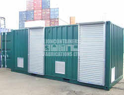 Container Roller Shutters