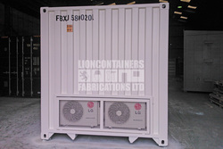 Temperature Controlled Container Conversions