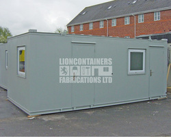 Changing Room Container Conversions