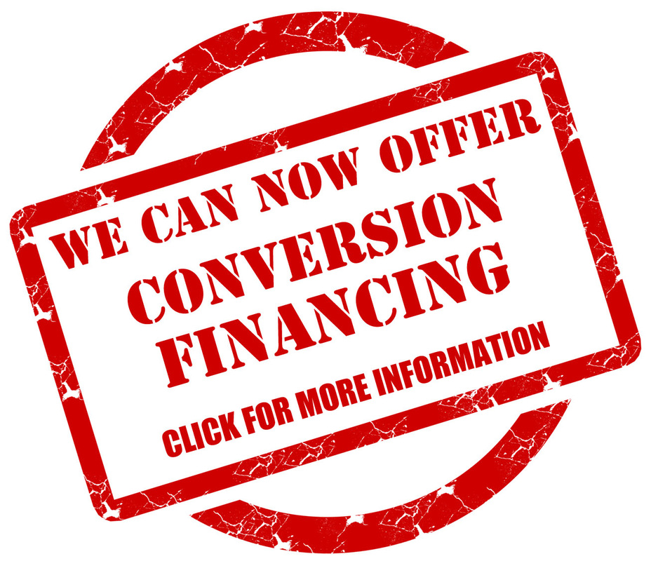 Container Conversion Finance